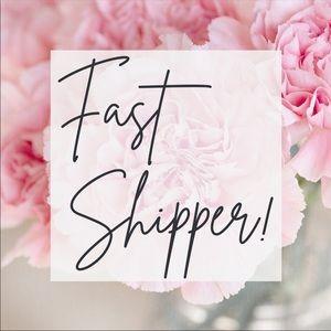Fast Shipper!